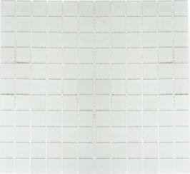 Mosaico CRYSTAL BIANCO Vetro mat