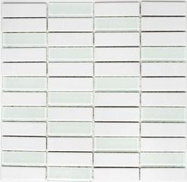 Mosaico PURO NEVE VETRO 22/73 MAT