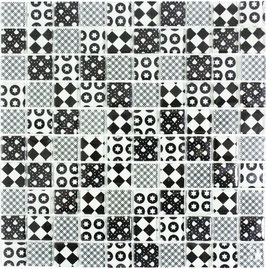Mosaico Patchwork Autunno