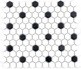 Mosaico Esagoni PUNTO MAT