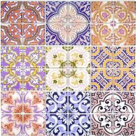 Mosaico Patchwork Spagna