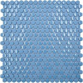Mosaico Kuba ESAGONI 15mm BLUETTE