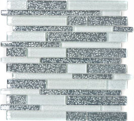 Mosaico Riflessi Brick Flora