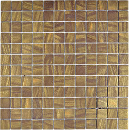 Mosaico ECO MOS 25/25 mm ORO ONDA