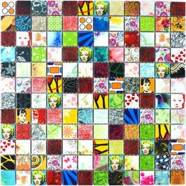 Mosaico Patchwork STAR
