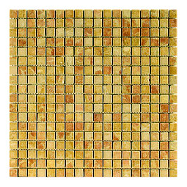 Mosaico in Giallo Reale anticato