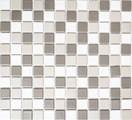 Mosaico Classica MIX BIANCO GRIGIO ANTRACITE MATT
