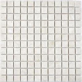 Mosaico Marmo 23mm Botticino anticato