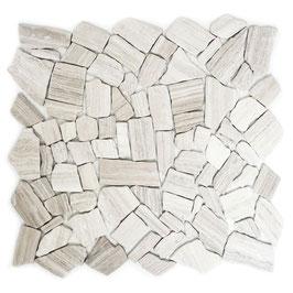 Mosaico Palladiana Marmo Grigio