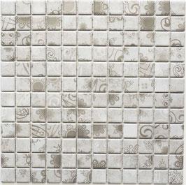 Mosaico Patchwork Grey