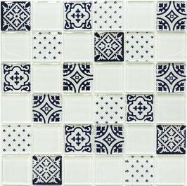 Mosaico Patchwork Inverno