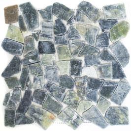 Mosaico Palladiana Marmo Verde