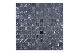 Mosaico 25mm GAKU Nero