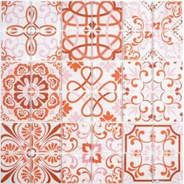 Mosaico Patchwork Svizzera