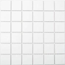 Mosaico PURO NEVE 48 MAT