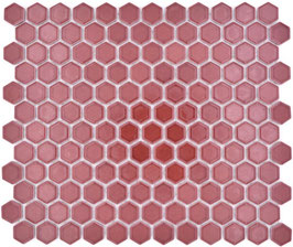 Mosaico Esagoni BORDEAUX LUC