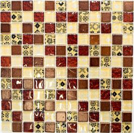 Mosaico 23mm Junior BROWN LIGHT