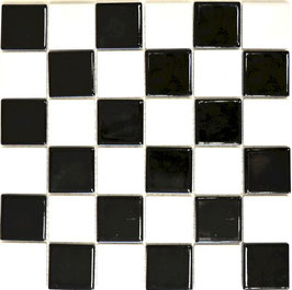 Mosaico PURO SCACCHI 48 LUC