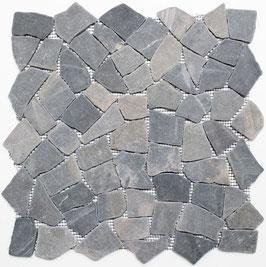 Mosaico Palladiana Marmo Nero Marquinia