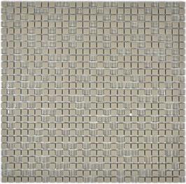 Mosaico Kuba MOS 10/10 mm TAUPE