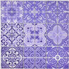 Mosaico Patchwork Italia