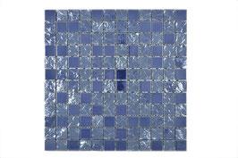 Mosaico 25mm GAKU Blu