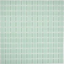 Mosaico ACQUAMARIN Vetro Trasparente lucido
