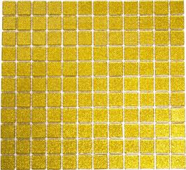 Mosaico Glitter Oro