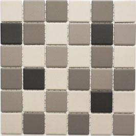 Mosaico Ruvido MIX BEIGE BIG non smaltato
