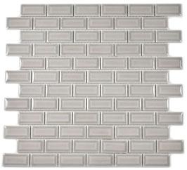 Mosaico Mattoncini D. Grigio