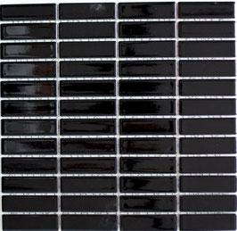 Mosaico PURO NERO 22/73 LUC