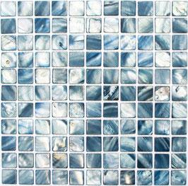 Mosaico Perla CELESTE 25