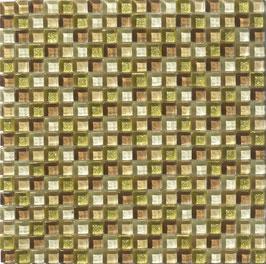 Mosaico Glitter Beige