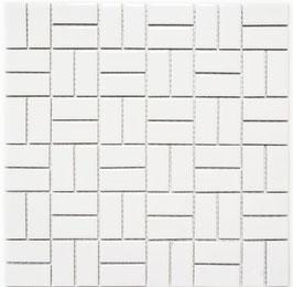 Mosaico PURO NEVE KUBIK 23/48 LUC