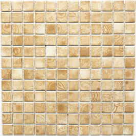Mosaico Patchwork Cotto