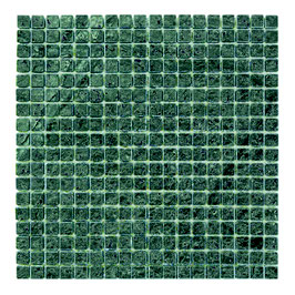 Mosaico in Verde Alpi anticato