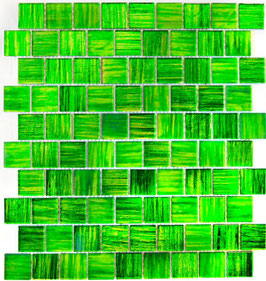 Mosaico Riflessi Smeraldo