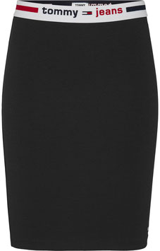 Tommy Hilfiger, TJW Bodycon Skirt, Black, DW0DW08120 BDS