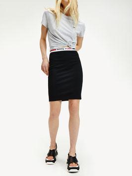 Tommy Hilfiger, TJW Bodycon Skirt, Black, DW0DW08120 BDS