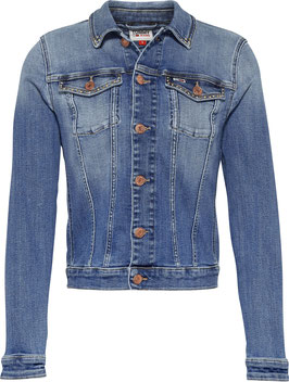 Tommy Jeans Hilfiger Jacke, VIVIANN, Harlow Blue, DW0DW09133 1A4