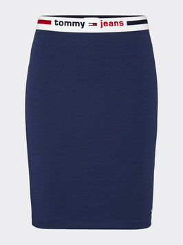 Tommy Hilfiger, TJW Bodycon Skirt, Twilight Navy, DW0DW08120 C87