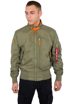 Alpha Industries Jacke Wing, olive, 126114/11