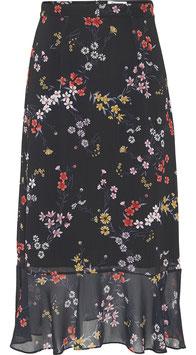 Tommy Hilfiger, TJW Floral Frill Hem Skirt, Scattered Floral, DW0DW07218 0GX