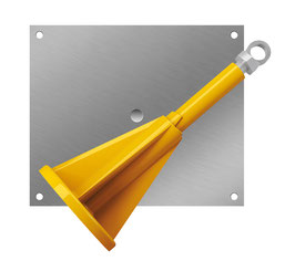 isorocket® MIDI Masonry (180 – 240 mm)