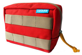 Saleike - Tasche PIONEER red