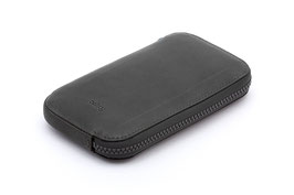 Bellroy - ALL CONDITIONS PHONE POCKET Leder, charcoal