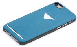 Bellroy - PHONE CASE 1CARD - iPHONE 7 -  arctic blue