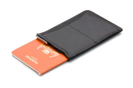 Bellroy - PASSPORT SLEEVE HI Version - midnight black