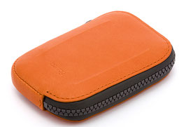 Bellroy - ALL CONDITIONS WALLET burnt orange leather