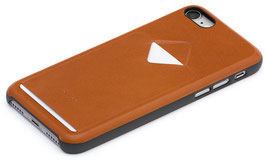 Bellroy - PHONE CASE 1CARD - iPHONE 7 - caramel